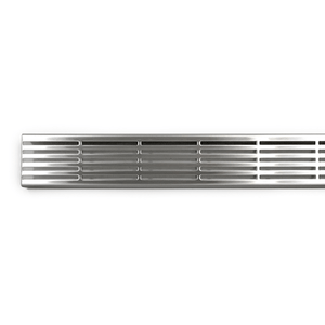 Allproof Vapour Vision Shower Channel Drain