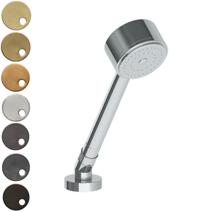 The Watermark Collection London Hob Mounted Pull Out Volume Hand Shower