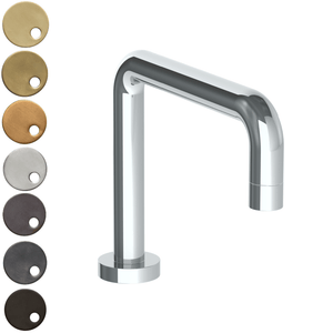 The Watermark Collection Loft Hob Mounted Bath Spout