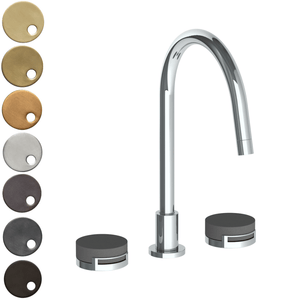 The Watermark Collection Elements 3 Hole Kitchen Set - Bridge Insert