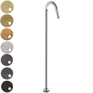 The Watermark Collection Loft Freestanding Bath Spout