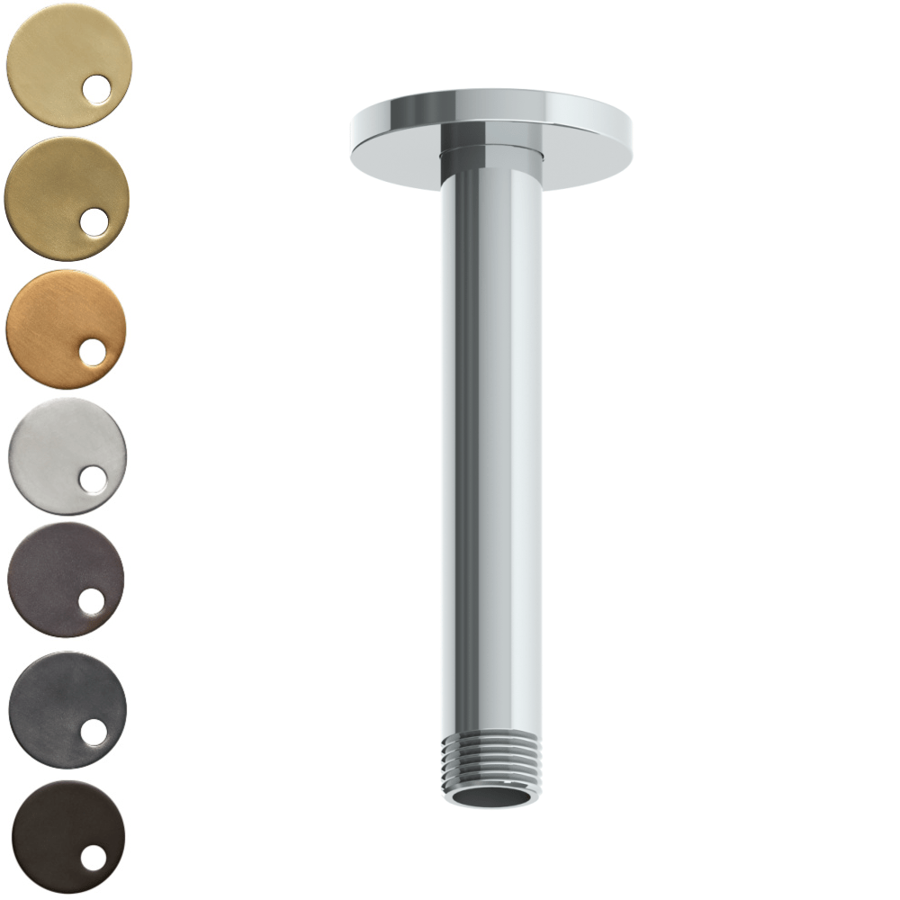The Watermark Collection London Ceiling Mounted Shower Arm 140mm