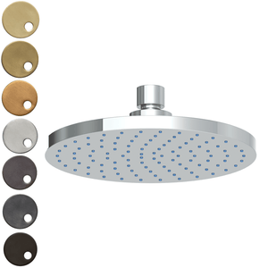 The Watermark Collection Elements Deluge 200mm Shower Head Only