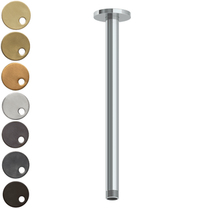 The Watermark Collection London Ceiling Mounted Shower Arm 290mm