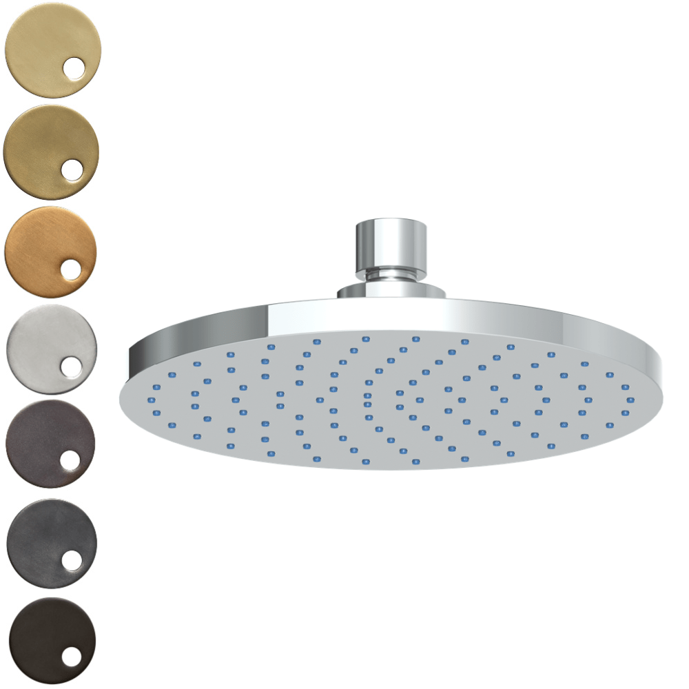 The Watermark Collection Loft Deluge 200mm Shower Head Only