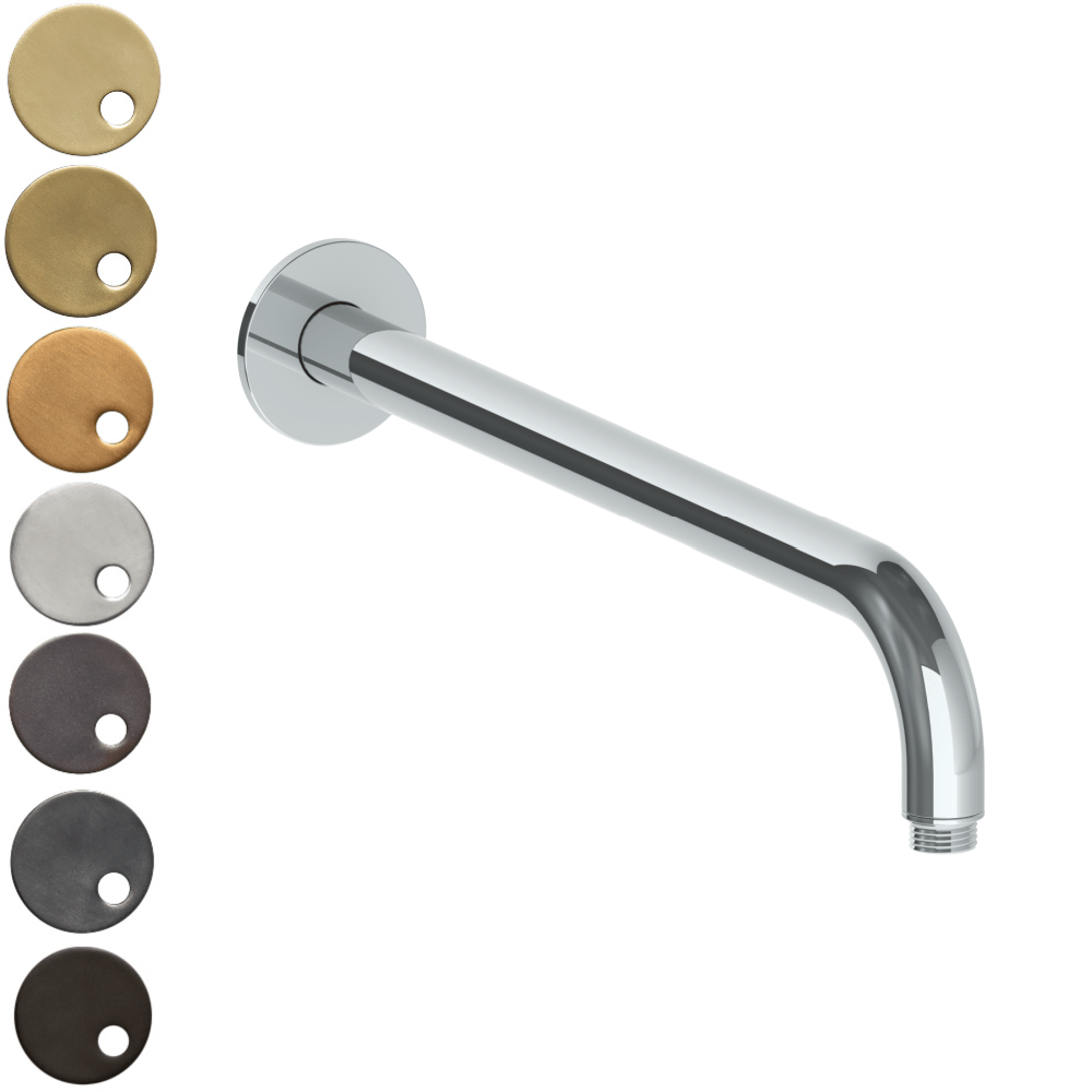 The Watermark Collection Loft Wall Mounted Shower Arm 355mm
