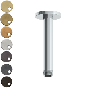 The Watermark Collection Loft Ceiling Mounted Shower Arm 140mm