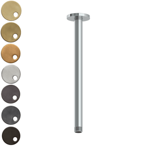 The Watermark Collection Loft Ceiling Mounted Shower Arm 290mm