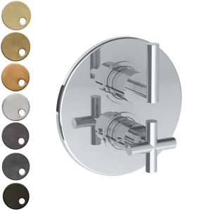 The Watermark Collection Loft Thermostatic Shower Mixer with Diverter