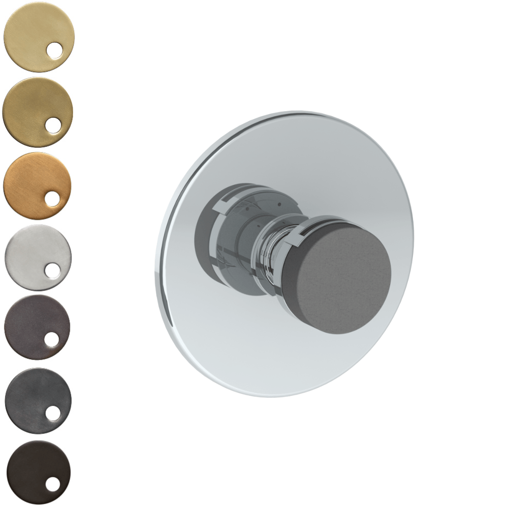 The Watermark Collection Elements Thermostatic Shower Mixer - Bridge Insert