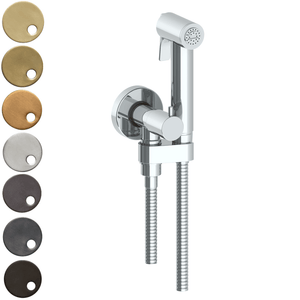 The Watermark Collection Loft Wall Mounted Bidet Spray Set with Integrated Volume Control