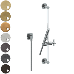The Watermark Collection Highline Slimline Slide Shower