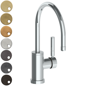 The Watermark Collection Loft Monoblock Kitchen Mixer