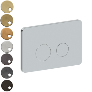 The Watermark Collection Ancillaries Round Flush Plate