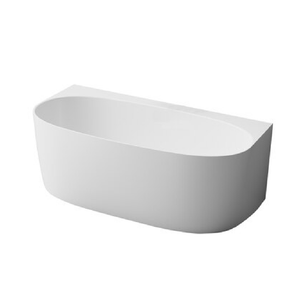 Newtech Spencer Back-To-Wall Bath