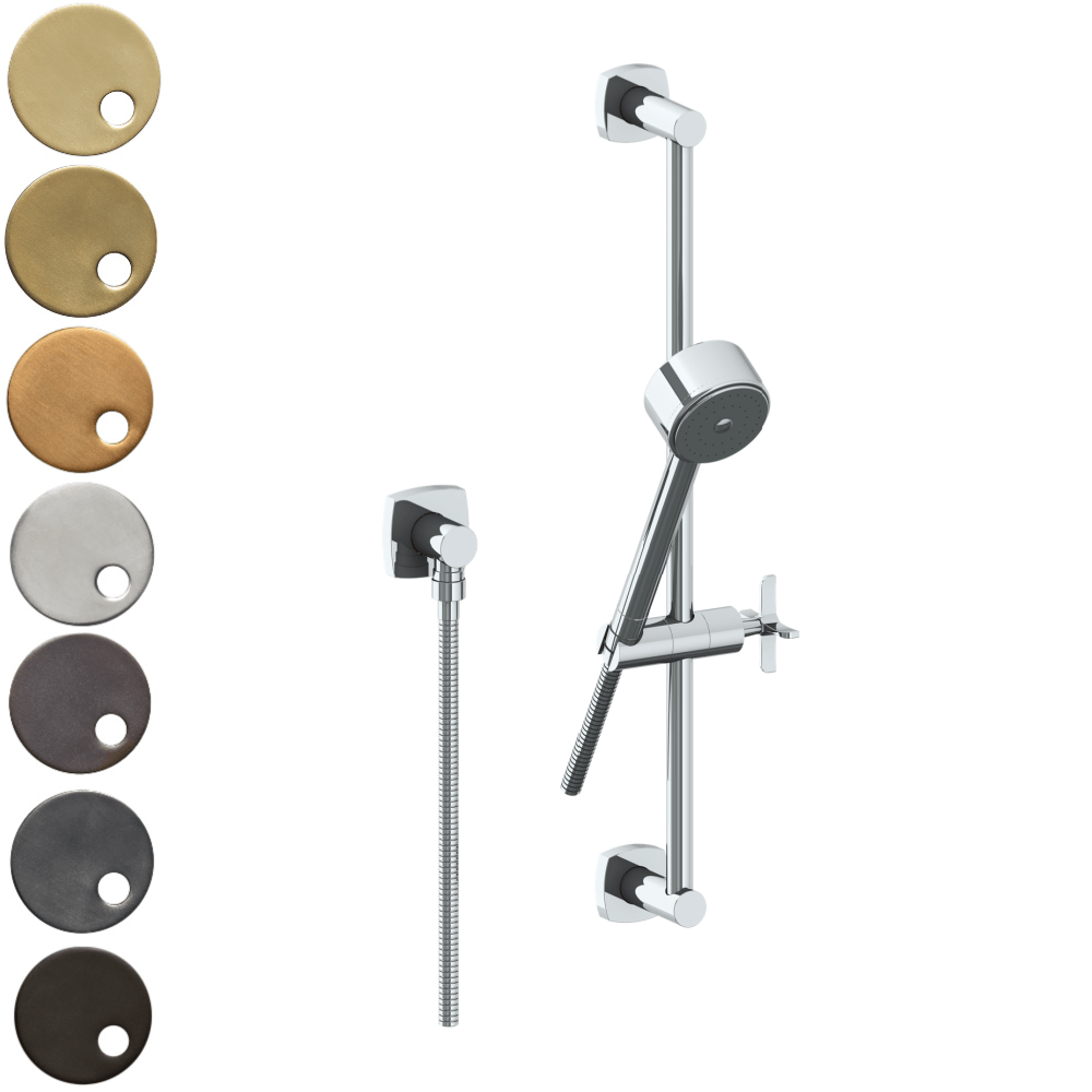 The Watermark Collection Highline Volume Slide Shower