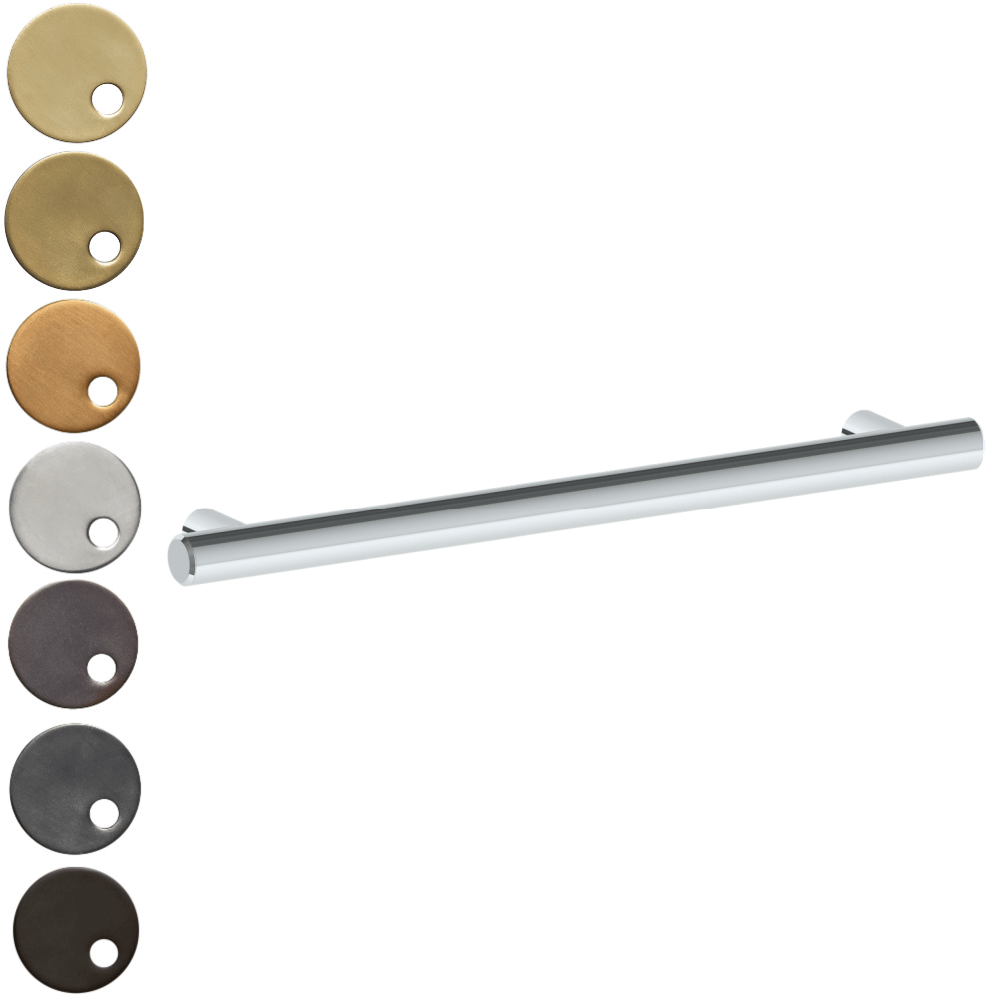 The Watermark Collection Ancillaries Wall Mounted Grab Bar 550mm