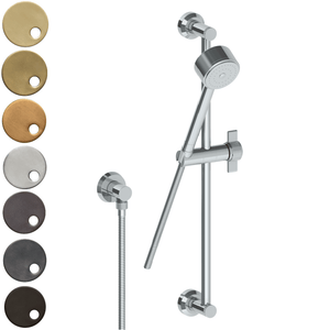The Watermark Collection Urbane Volume Slide Shower - Cooper Handle