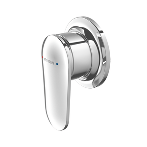 Methven Aio Shower Mixer - Chrome