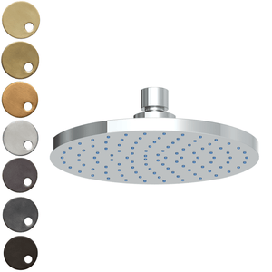 The Watermark Collection Urbane Deluge 200mm Shower Head Only