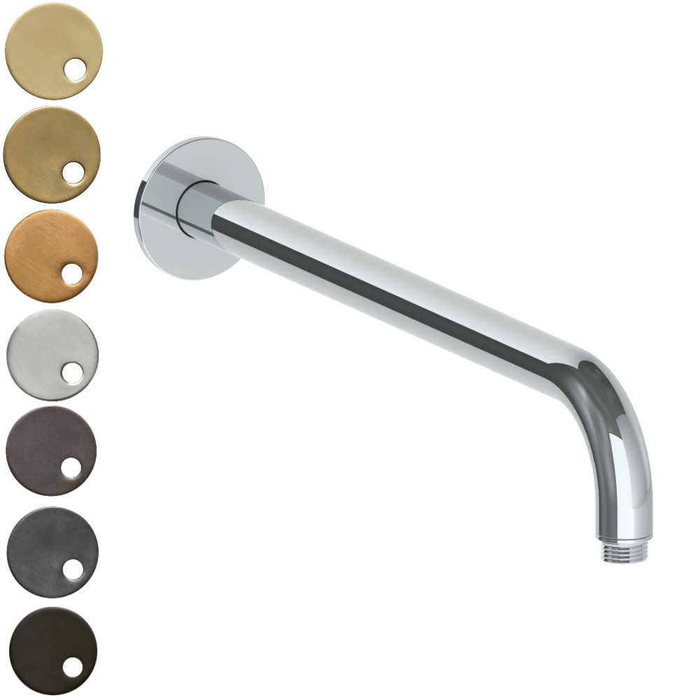 The Watermark Collection Urbane Wall Mounted Shower Arm 355mm