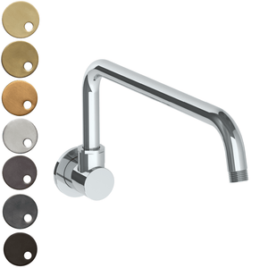 The Watermark Collection Urbane Wall Mounted Industrial Pivoting Shower Arm 340mm