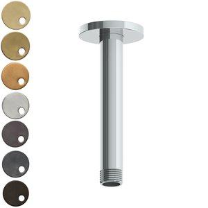 The Watermark Collection Urbane Ceiling Mounted Shower Arm 140mm