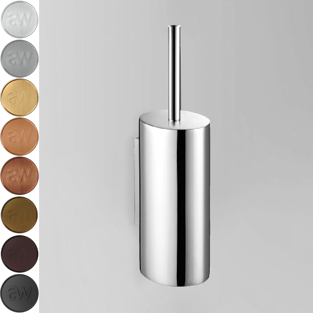 Astra Walker Icon Wall Mounted Toilet Brush Holder