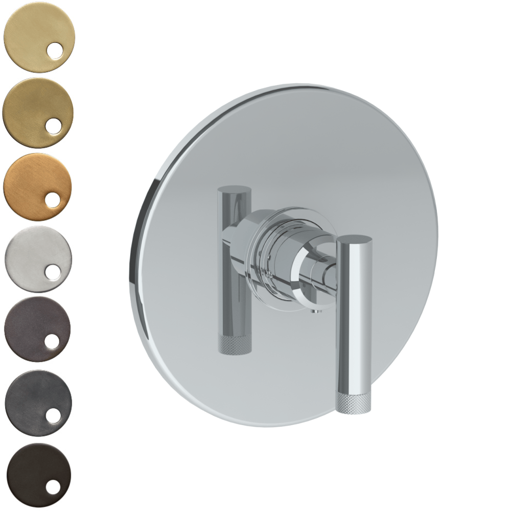 The Watermark Collection Urbane Thermostatic Shower Mixer - Astor Handle
