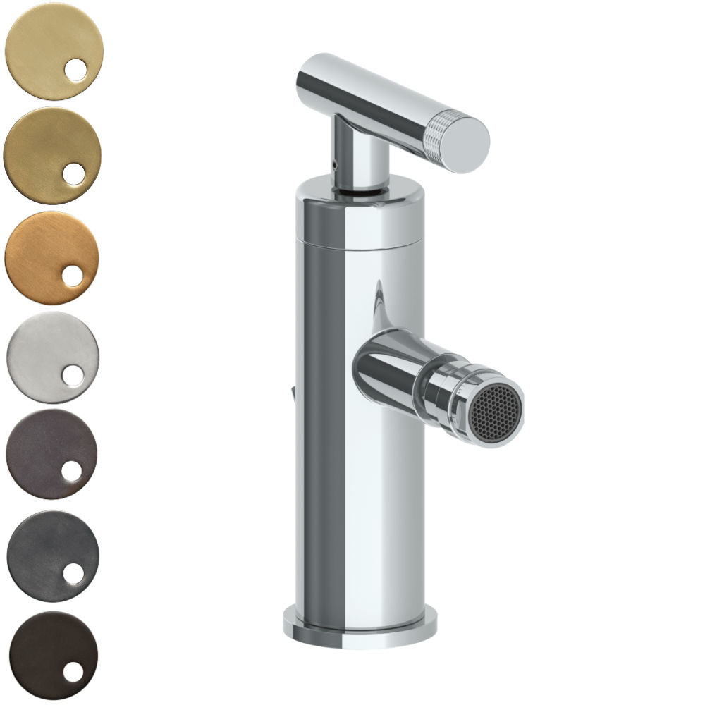 The Watermark Collection Urbane Monoblock Bidet Mixer - Astor Handle