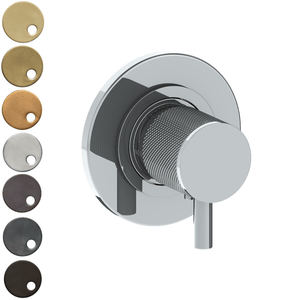 The Watermark Collection Titanium Mini Thermostatic Shower Mixer