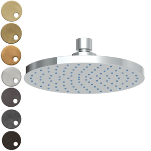 The Watermark Collection Highline Deluge 250mm Shower Head Only