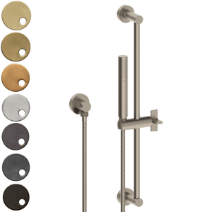 The Watermark Collection Elan Vital Slimline Slide Shower