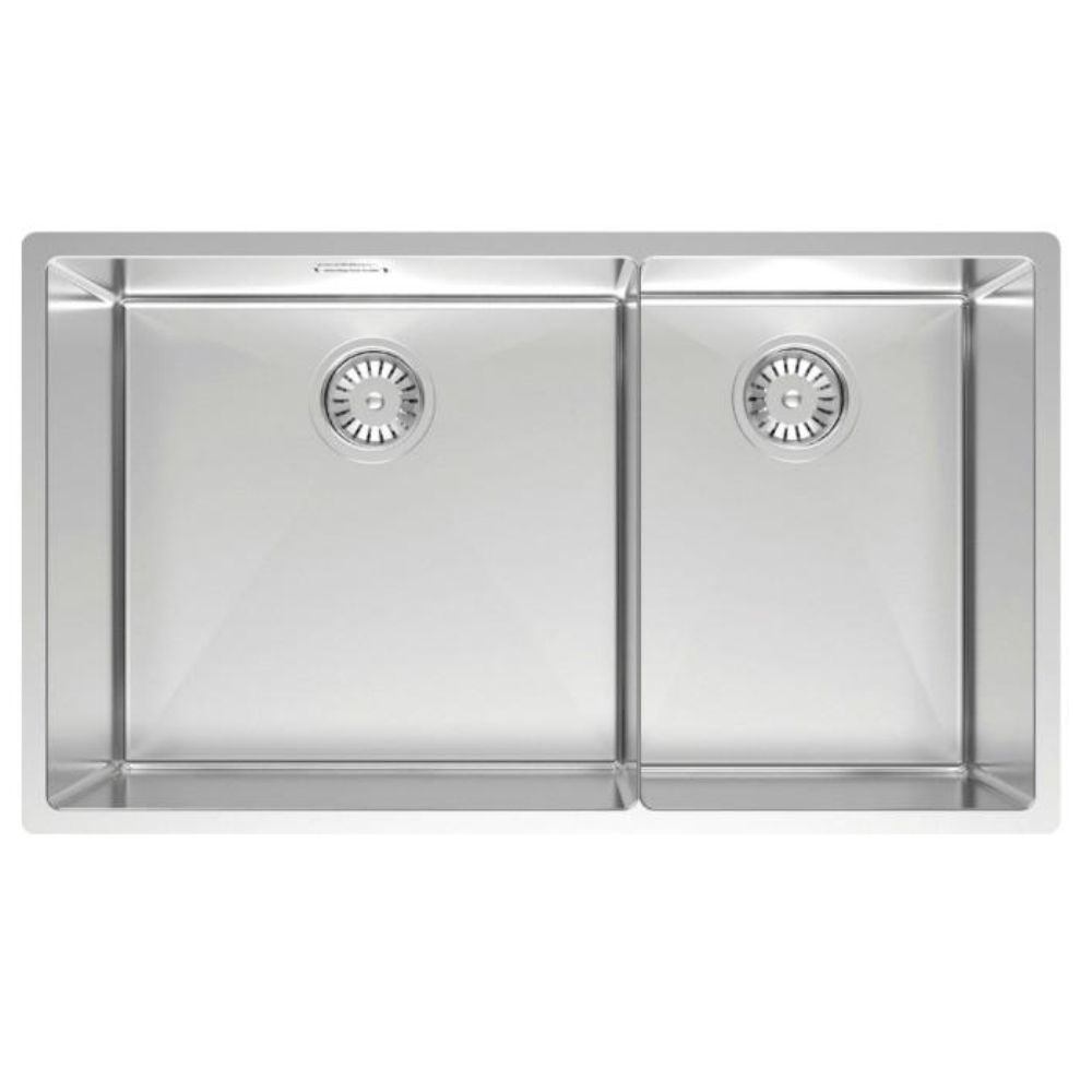 Burns & Ferrall Aquis Cayman Sink - 450 x 420mm + 300 x 420mm