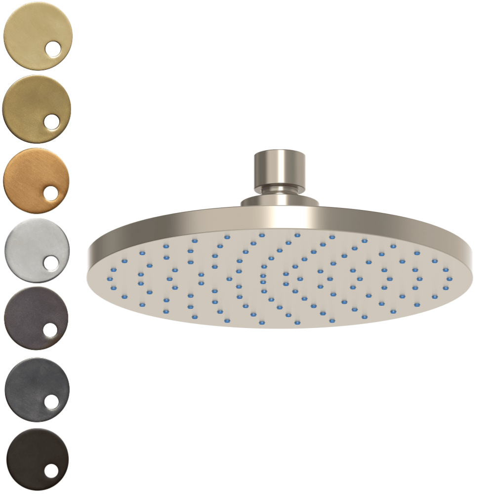 The Watermark Collection Elan Vital Deluge 180mm Shower Head Only