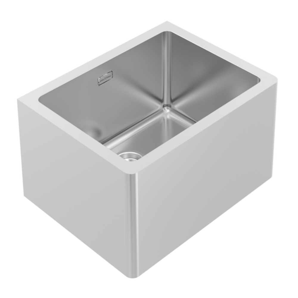 Burns & Ferrall Designer R25 Butler Sink - 530 x 395 mm