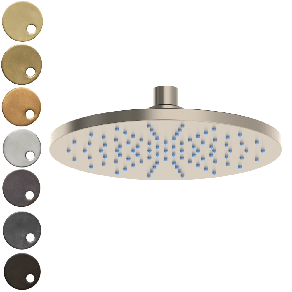 The Watermark Collection Elan Vital Deluge 220mm Shower Head Only