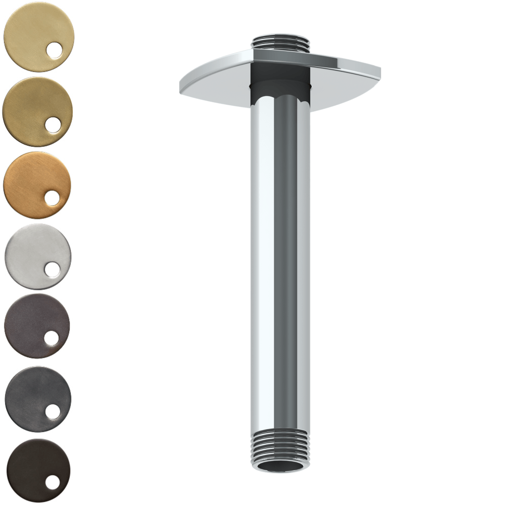 The Watermark Collection Highline Ceiling Mounted Shower Arm 140mm
