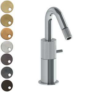 The Watermark Collection Titanium Monoblock Bidet Mixer