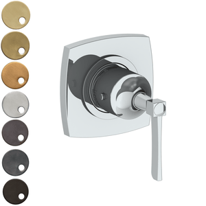 The Watermark Collection Highline Mini Thermostatic Shower Mixer - Lever Handle