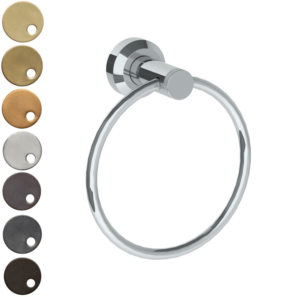 The Watermark Collection Urbane Hand Towel Ring