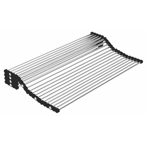 Burns & Ferrall Aquis Stainless Steel Concertina Roller Mat