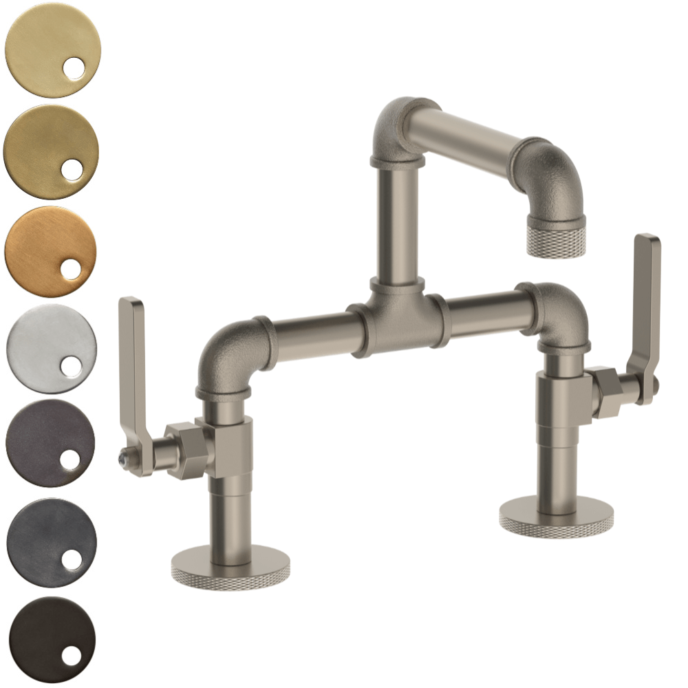 The Watermark Collection Elan Vital  Basin Tap with 165mm Swivel Spout