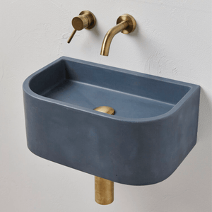 Concrete Nation Mira Wall Mounted Basin