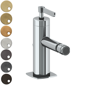 The Watermark Collection Highline Monoblock Bidet Mixer - Lever Handle