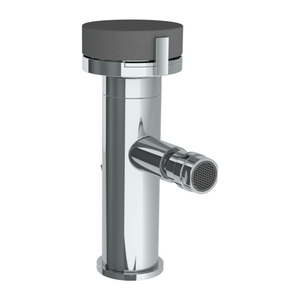 The Watermark Collection Elements Monoblock Bidet Mixer - Scallop Insert
