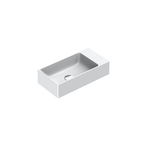 Zero 50 Slim Basin - Matte White