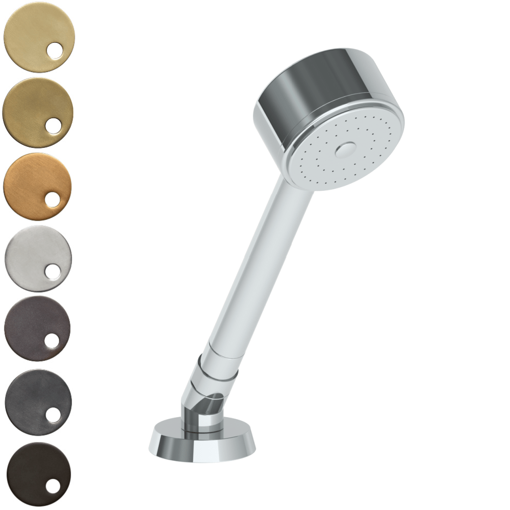 The Watermark Collection Zen Hob Mounted Pull Out Volume Hand Shower