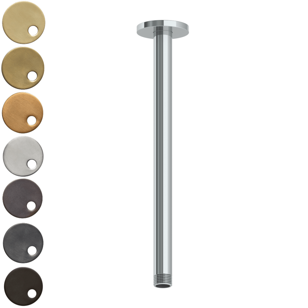 The Watermark Collection Sense Ceiling Mounted Shower Arm 290mm