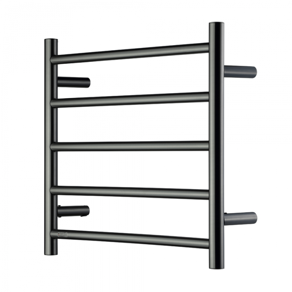 Heirloom Genesis 510 Heated Towel Ladder | Gunmetal